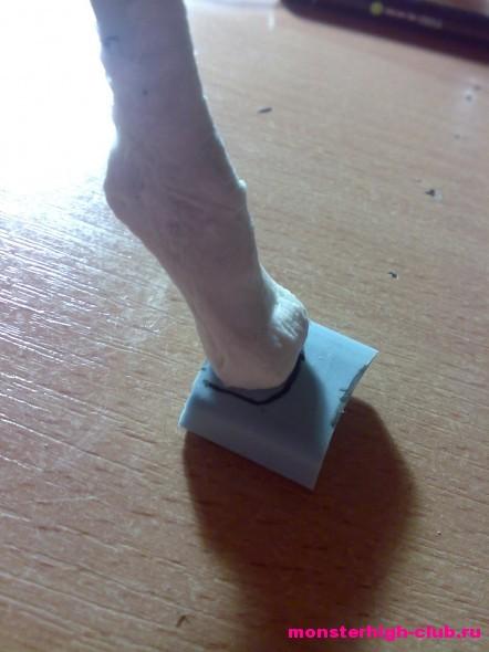 Туфли для монстер хай своими руками фото